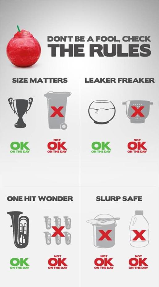 slurpee rules