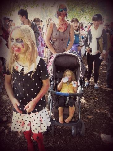zombie families