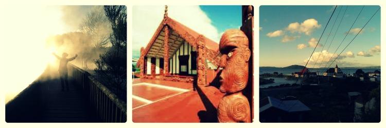Exploring Rotorua