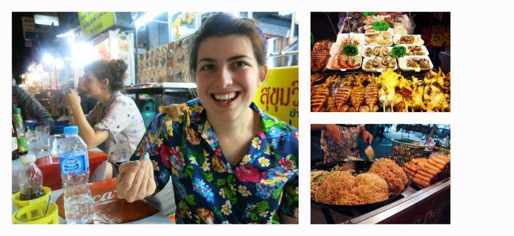 Bangkok Street food soi 38