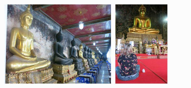 Wat Suthat bangkok