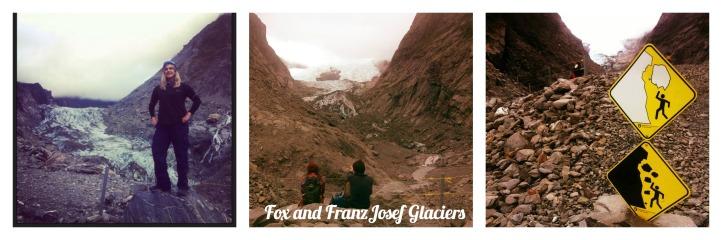 Fox Franz Josef glaciers